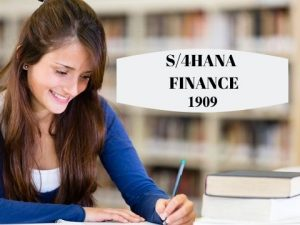 s4hana finance training videos