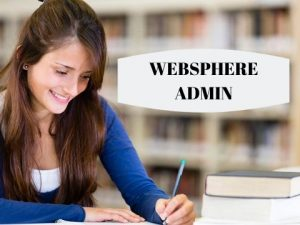 WEBSPHERE ADMIN VIDEOS