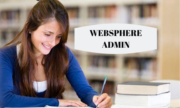 WEBSPHERE ADMIN VIDEOS